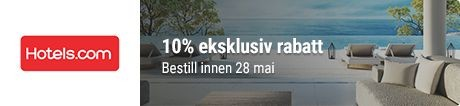 Hotels.com rabattkode